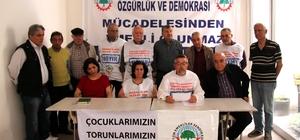 Tüm Emekliler Sendikası Mersin Şubesi 1 Mayıs'ı Cumhuriyet Meydanı'nda kutlayacak
