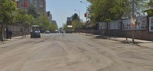 Diyarbakır'da asfalt çalışmaları sürüyor