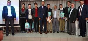 Biga'da Kur'an-ı Kerim'i güzel okuma yarışması