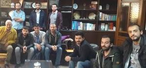 İstanbul Erzurumlular Kültür ve Dayanışma Vakfı'nda özel buluşma