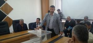 Baykan'da birlik seçimleri yapıldı