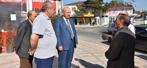 Başkan Albayrak, 4 ilçedeki çalışmaları inceledi