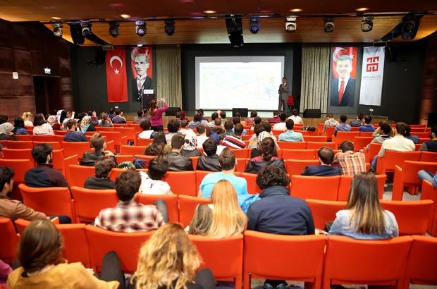 ABD Büyükelçiliği E3 Platformu AGÜ'de