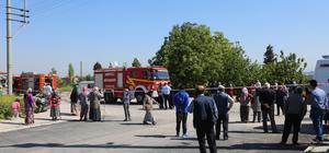 Denizli'de ev yangını: 1 ölü