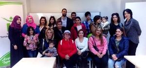 35 sığınmacı Türkçe öğrendi