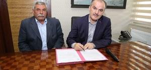 Pamukkale Belediyesi'nden Sulama Birliğine destek