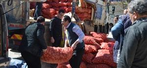 Ordu Büyükşehirden patates üretimine destek