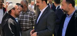 """Başkan Altay: """"Projelerimizle yaşam kalitesini arttırıyoruz"""""""