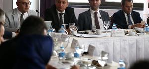 Yabancı Öğrencilerin Eğitimine Yönelik Koordinasyon Toplantısı