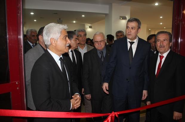 Geleneksel El Sanatları ve Türk Süsleme Sanatları Karma Sergisi Kayseri'de açıldı