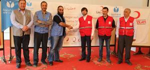Suriyeli bin aile için kalıcı konut