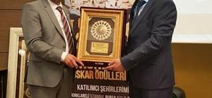 """Ahlat Bastonuna;""""Türkiye Kültür Oskarı ödülü"""""""