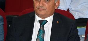 Vali Yazıcı, 1 Mayıs'ı kutladı