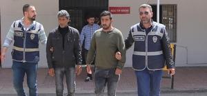 Adana'daki silah kavga