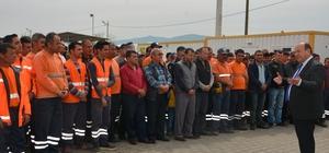 Başkan Özakcan'ın 1 Mayıs Emek ve Dayanışma Günü mesajı