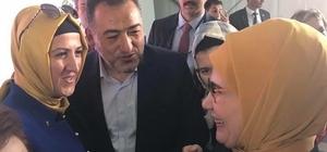 Nazlı, Emine Erdoğan'ı Kütahya'ya davet etti