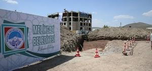 Anbar'da 260 konutun temeli atıldı