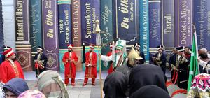 """""""4. Erzurum Kitap Fuarı"""" açıldı"""