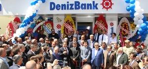 Denizbank Oltu Şubesi açıldı