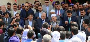 Eyyübiye Belediyesi Sabır Günü Etkinlikleri 3 dilde dua ile başladı