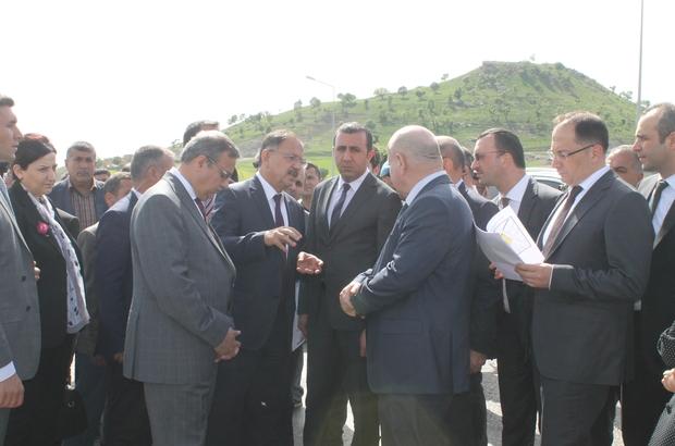 Çevre ve Şehircilik Bakanı Özhaseki, Şırnak'ta: