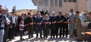 Seydiköy Camii ibadete açıldı