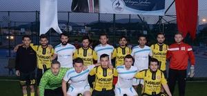 Pamukkale'de 5. Futbol Şöleni'nde heyecan artıyor