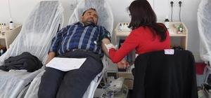 Kan bağışı mevsimlere göre değişiklik gösteriyor
