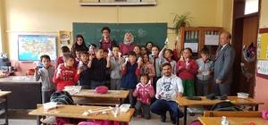 Bilim elçileri Harmancık'ta