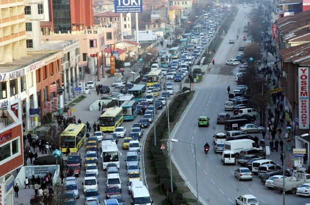 Pazar günü bu meydan 11 saat trafiğe kapalı