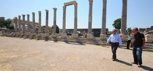 İzmir Büyükşehir Belediyesi'nden turizme büyük destek