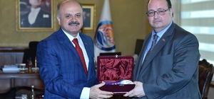 Şili, Türkiye ve doğusundaki ülkelerle Mersin üzerinden ticaret yapacak