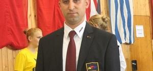 Recep Başkan, Avrupa Şampiyonası'nda hakemlik yapacak