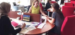 """Nallıhan ve Çamlıdere'de """"Kadın Danışma Birimi"""" açıldı"""