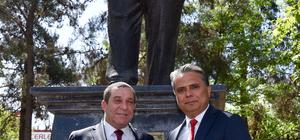 KKTC Başbakan Yardımcısı Denktaş, Antalya'da