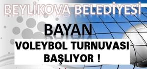 Beylikova'da bir ilk