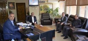 İstanbul Günüören Köyü Derneğinden Başkan Yaman'a davet