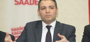 SP Van İl Başkanı Özay'dan 1 Mayıs mesajı