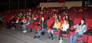 Türkiye Felsefe Öğrencileri Birliği Kongresi ERÜ'e yapıldı