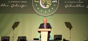 Ankara Ticaret Odası, zirve başarısını gala yemeğiyle kutladı