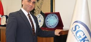 SGK İl Müdürü Hacı Ali Hasgül: