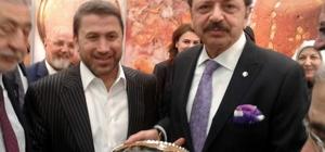 """Siirt TSO Başkanı Kuzu, """"Coğrafi işaretleri için çalışmaları sürdüreceğiz"""""""