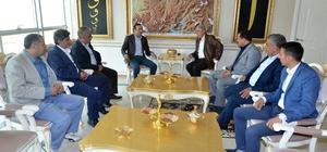 Yeşilyurt Belediyesinden Yeni Malatyaspor'a 300 bin TL destek