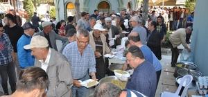 Bozüyük'te Kasımpaşalı mahallesi sakinlerinden mevlit ve yağmur duası