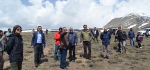 Adilcevaz'da Ortaçağ hayatının yaşanacağı çadır köy kurulacak