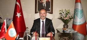 Edirne Belediye Başkanı Recep Gürkan'dan 1 Mayıs mesajı