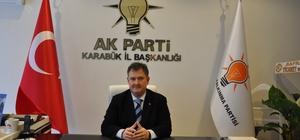 İl Başkanı Saylar 1 Mayıs'ı kutladı