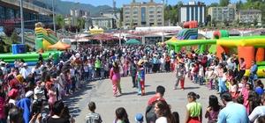 Karabük'te 5. geleneksel çocuk şenliği