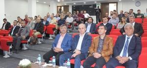 Niğde OSB başkanı Mustafa Altunbaş oldu
