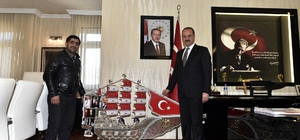 YURTAYDER'den Başkan Akgül'e ziyaret